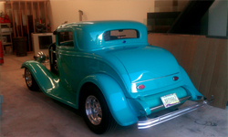 Custom Car Restoration Glass - Mesa, AZ