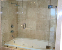 Glass Shower and Glass Tub Enclosures - Mesa, AZ